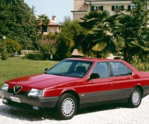 1987-1997 Alfa Romeo 164