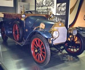1910-1913 ALFA 24 HP