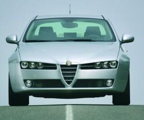 2005-2011 Alfa Romeo 159
