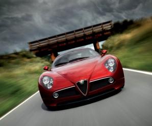 2007-2008 Alfa Romeo 8C Competizione